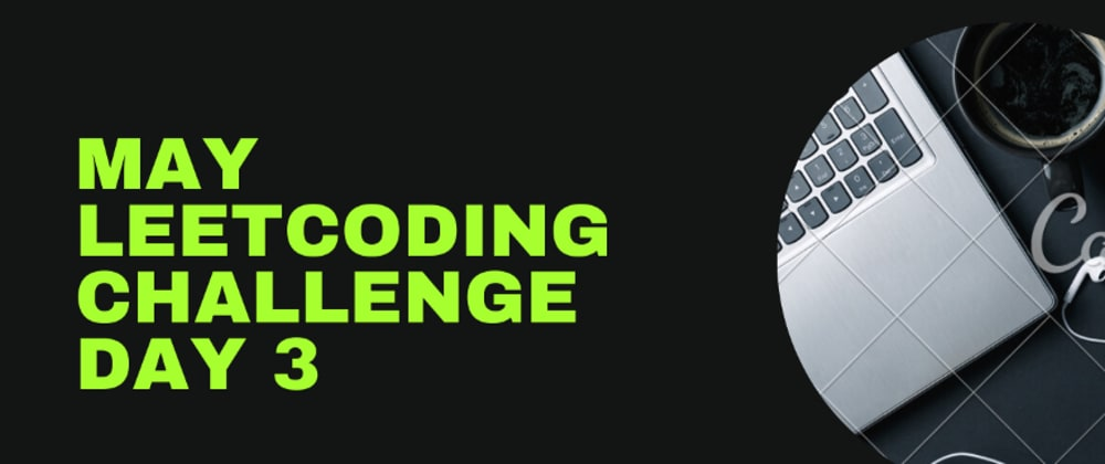 Cover image for MayLeetCoding Challenge 2021 — Day 3: Minimum Operations to Make Array Equal