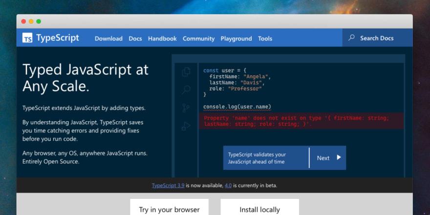 www.typescriptlang.org