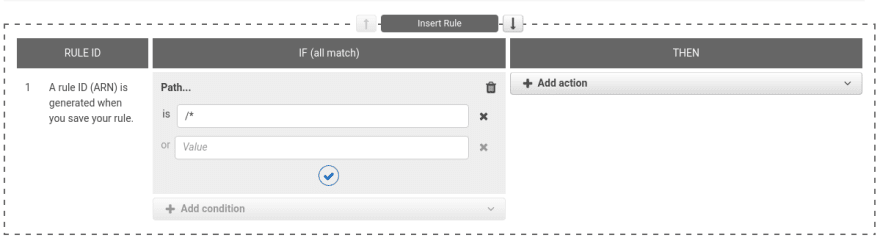 auth rule path