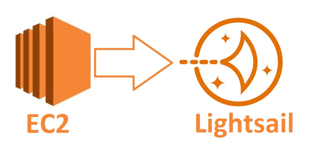 Migrate from AWS EC2 to Lightsail - DEV Community 👩 💻👨 💻