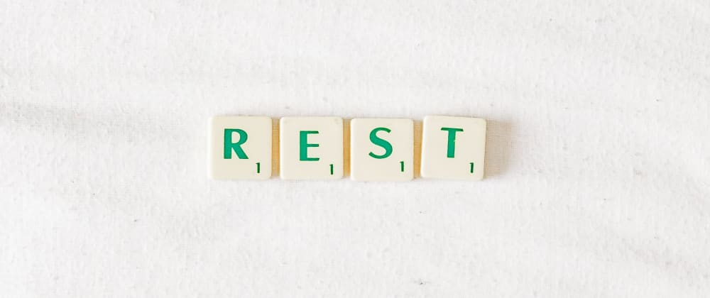 Cover image for A beginner's introduction to REST