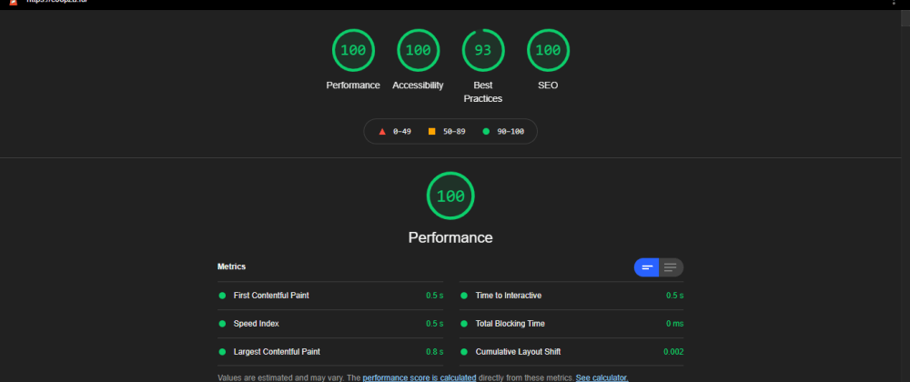 Cover image for Web performance - What is it and how to improve it?