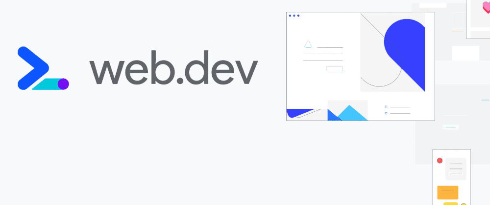 """Cover image for #WebDev on web.dev - Create a """"Was this page helpful?"""" widget #2386"""