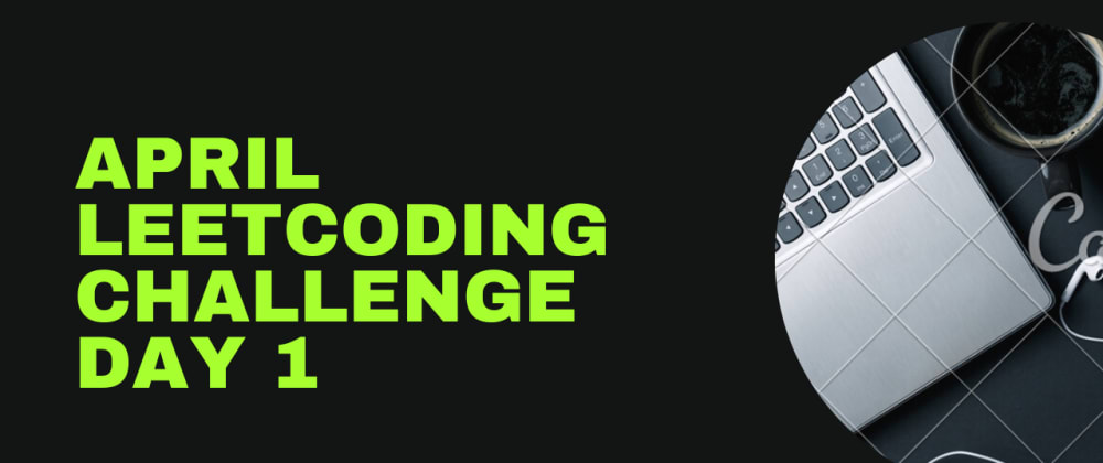 Cover image for April LeetCoding Challenge 2021 — Day 1: Palindrome Linked List