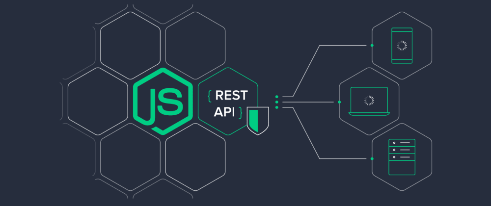 Cover image for Node.js : How to a make REST API part 1