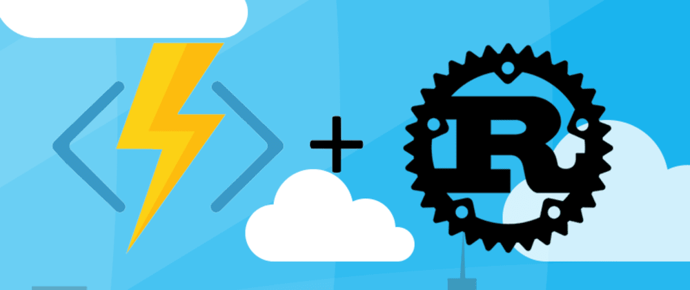 Cover image for Azure Functions written in Rust