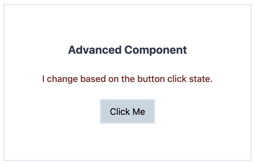Dynamic Component