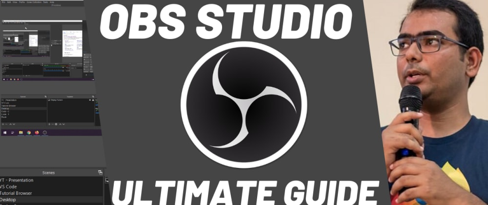Cover image for Ultimate OBS Studio Guide
