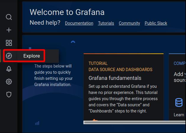 grafana-explore
