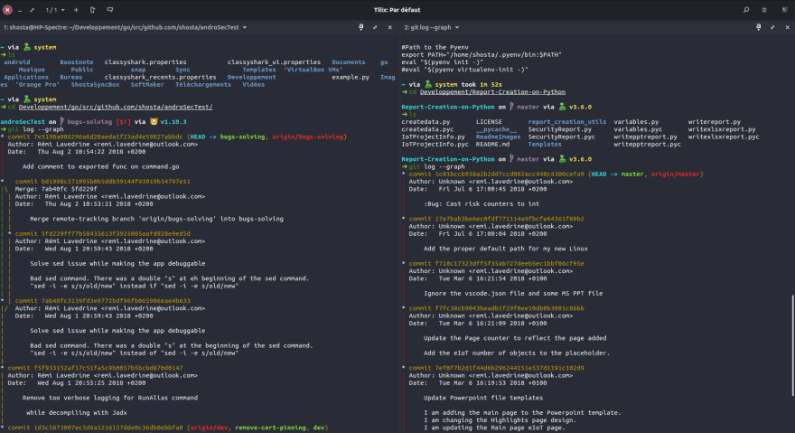 Discussion of My Terminal Setup: iTerm2 + Zsh 🔥 — DEV