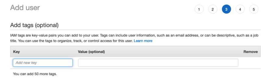 AWS Made Easy | IAM Users creation steps, add tags
