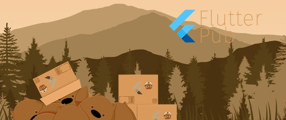 Cover image for Publishing a Flutter package with Travis CI