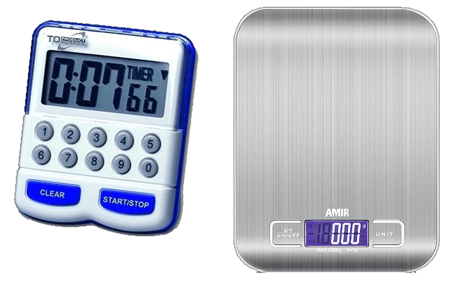 Timer + Scales