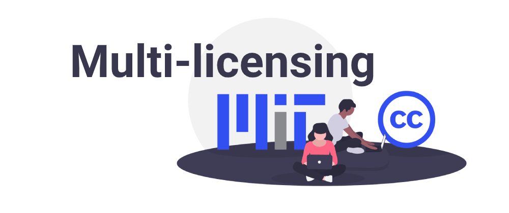 Cover image for Software licensing: All about multi-licensing