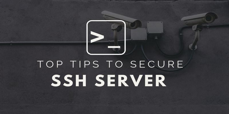 Secure SSH Server