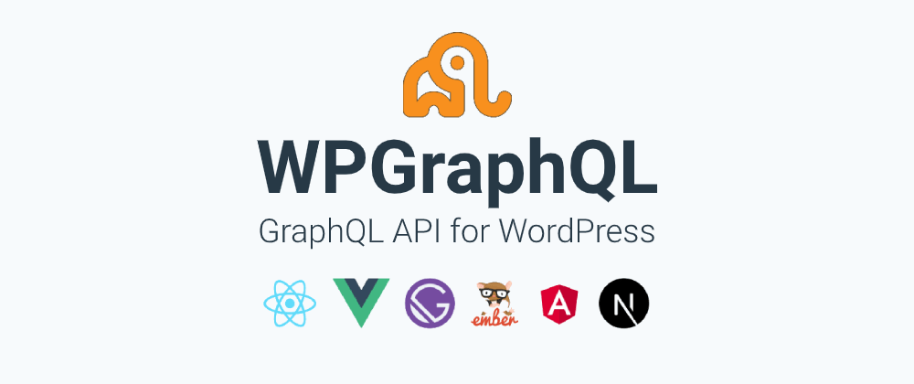 Cover image for WPGraphQL 1.0 - stable  version of GraphQL API for WordPress