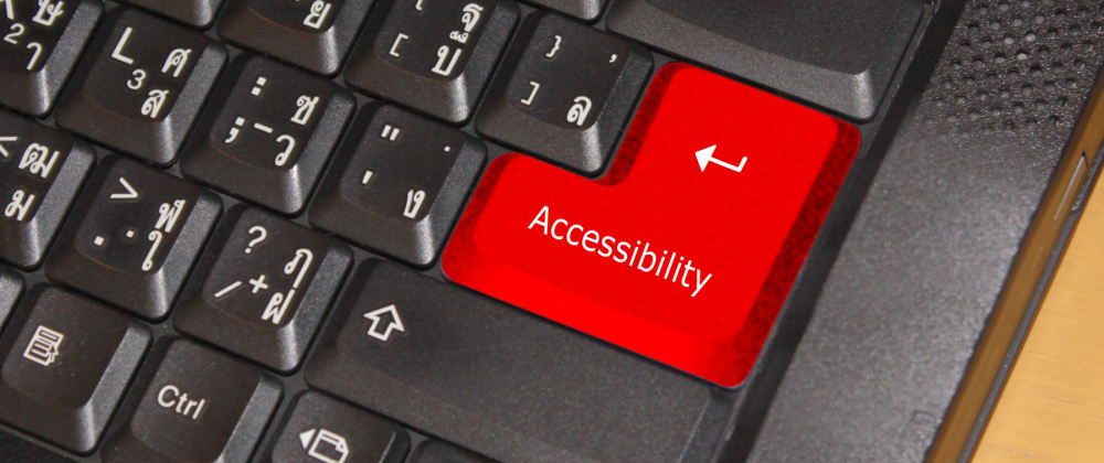 Cover image for Why A Good Frontend Developer Should Care About Web Accessibility
