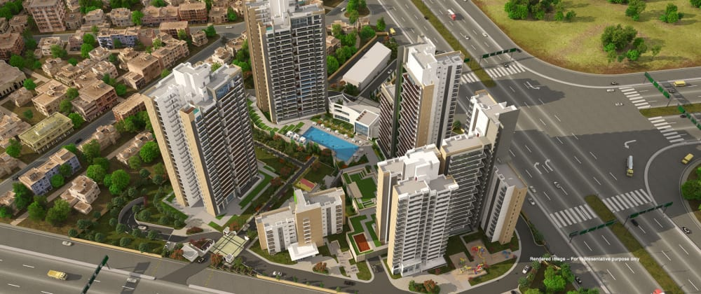 Cover image for Tata Gurgaon Gateway Residences – A Perfect Gateway To Comfort.
