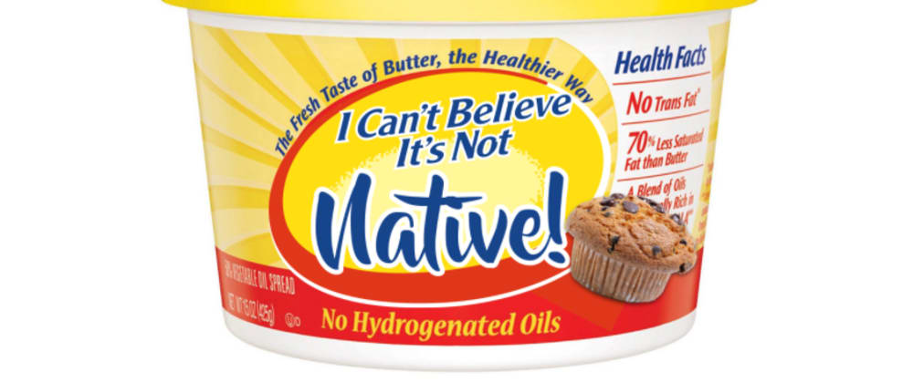 Cover image for I Can't Believe It's not NATIVE!