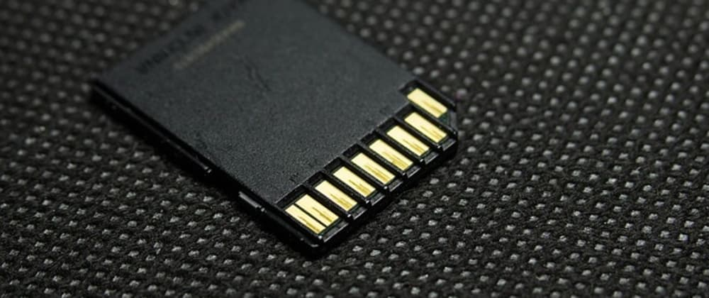 Cover image for The Story on SD card storage for Android on Chromebook