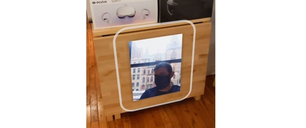 Cover image for How to create instant AR Selfies