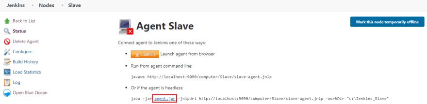 slave-agent