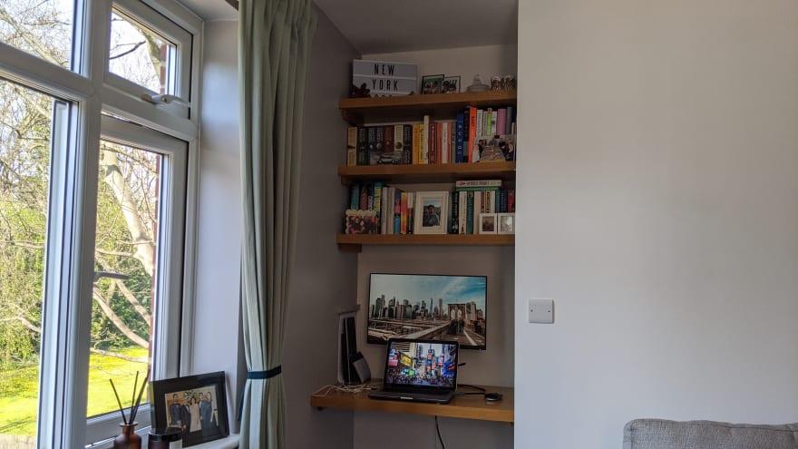 home setup