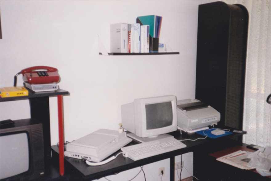 My Atari TT
