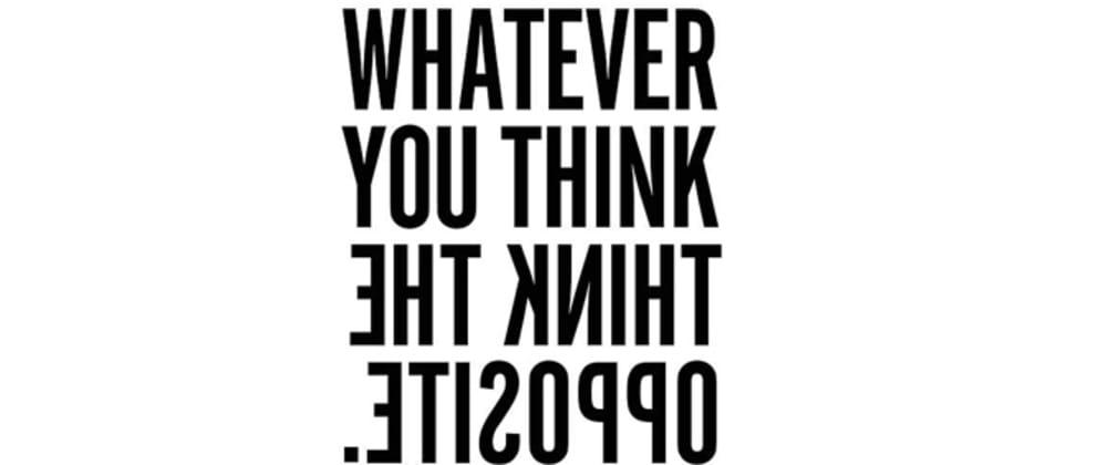 Cover image for  Paul Arden: Pensando ao contrário! Parte 1 — Insensatez e perfeição