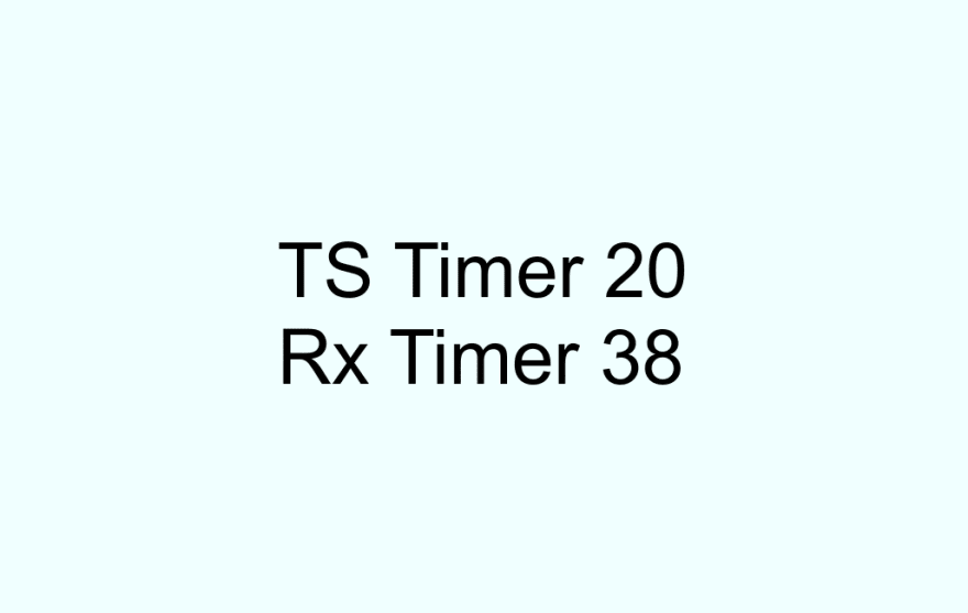 new page with timers