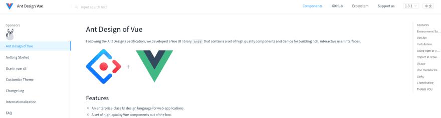 Nice Vue UI Toolkits on GitHub  - DEV Community 👩 💻👨 💻