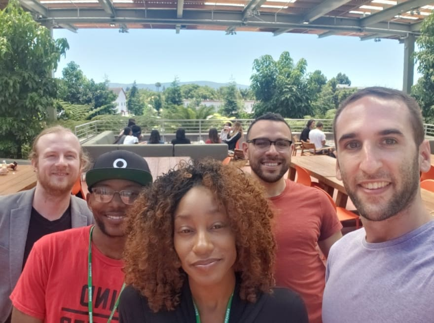 From Server to Developer in - how Tae'lur Alexis did it