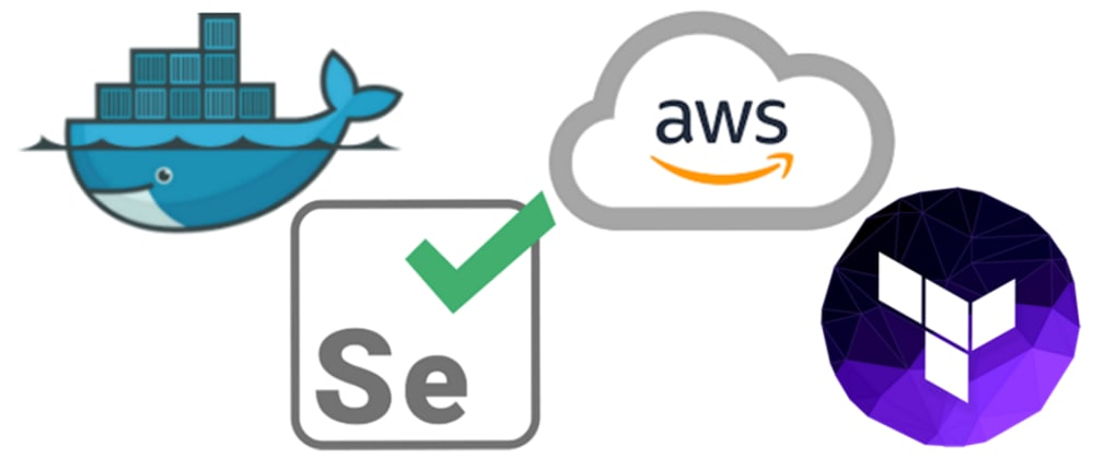 Cover image for Project Release: Docker + AWS + Selenium + Terraform. Get it up and running.