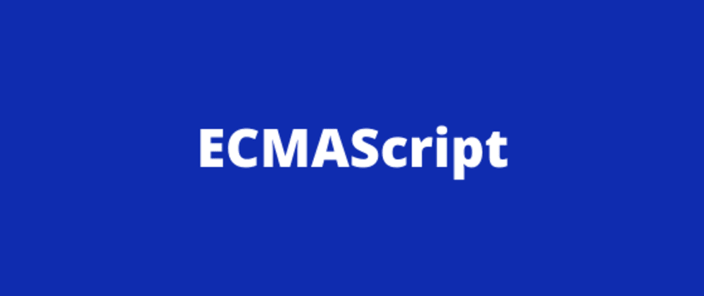 Cover image for The ECMAScript Ecosystem
