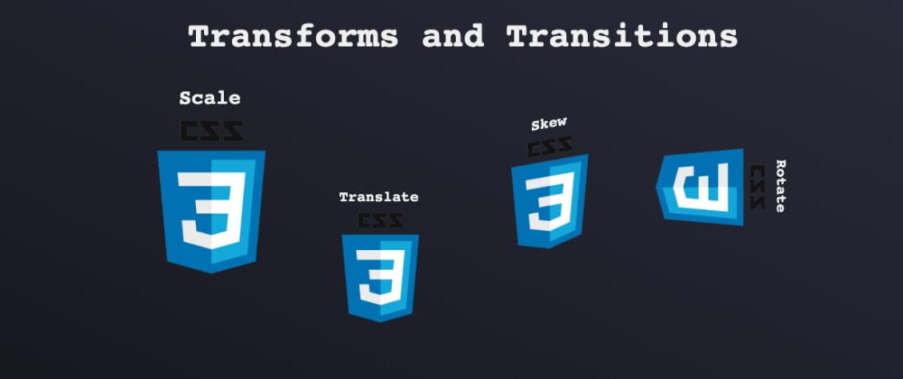 Cover image for Quick Tips: CSS Transforms and Transitions