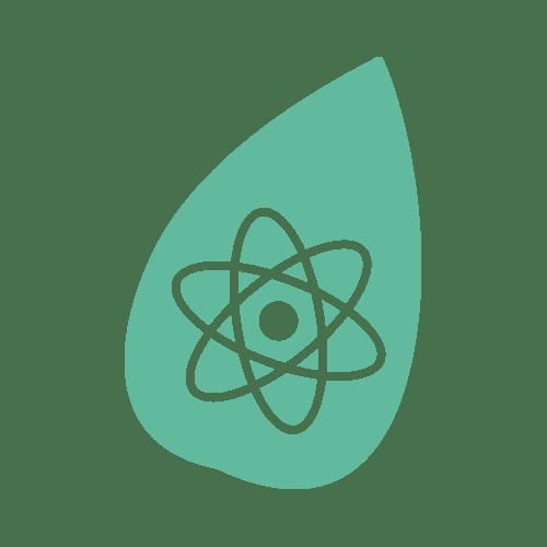 React-Leaflet logo