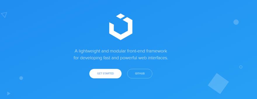 UI kit CSS Framework