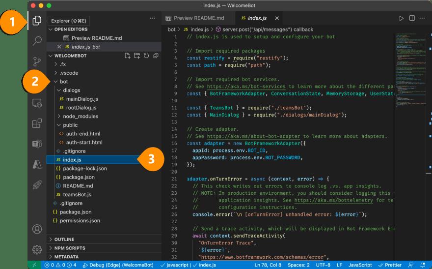 Screenshot - VS Code