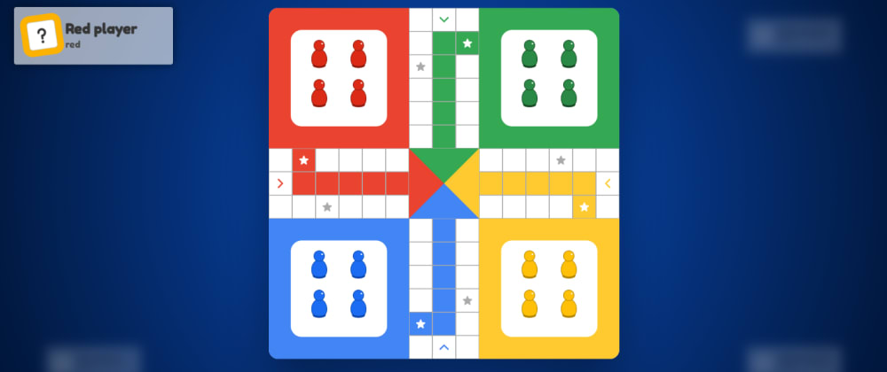 Cover image for Ludo CSS Grid Loodo!