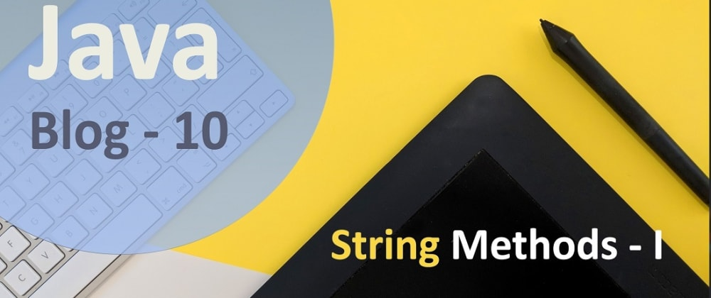 Cover image for String Methods