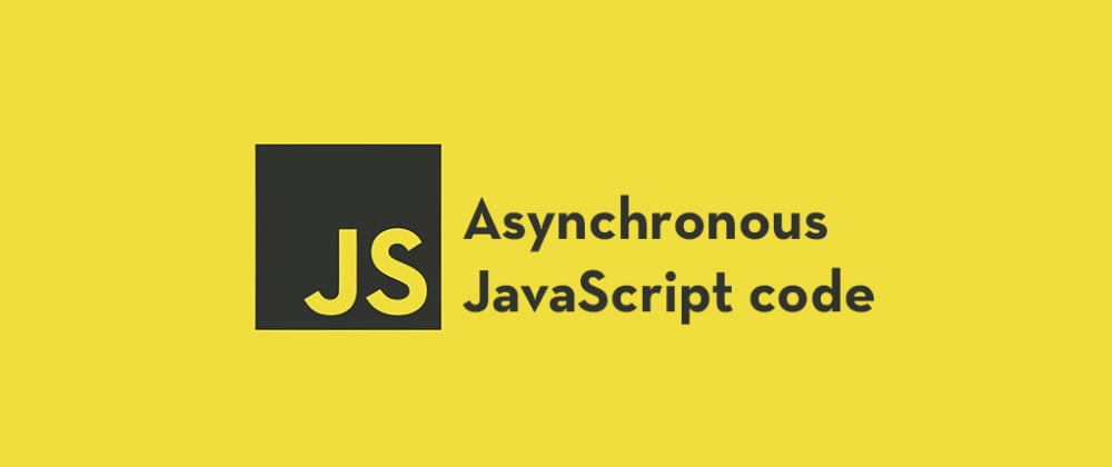 Cover image for How to Write Asynchronous JavaScript Code in Three Ways