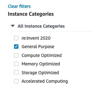 AWS Made Easy - AWS EC2 - Instance Category Selection