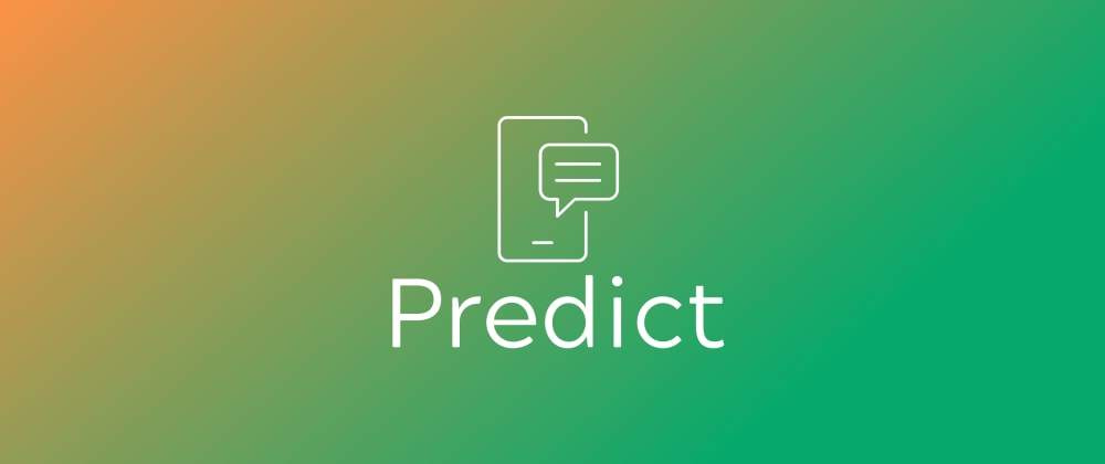Cover image for Predict