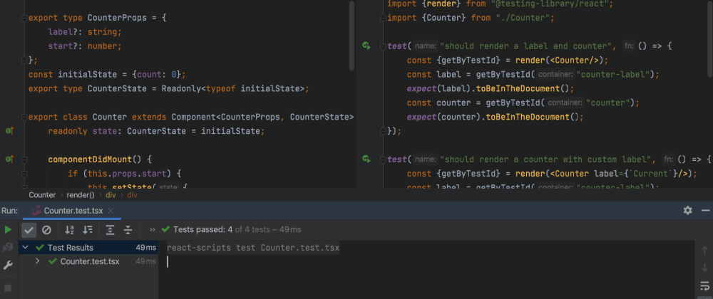 Cover image for React, TypeScript, and TDD Part 3