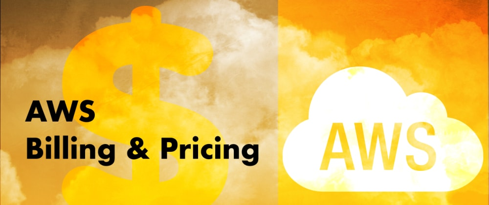 Cover image for AWS Billing and Pricing