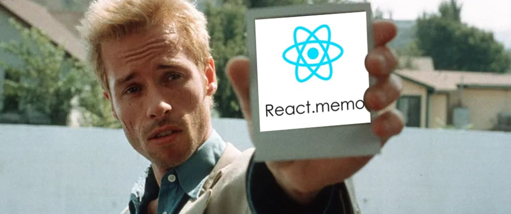 Cover image for Using React.memo() to skip unnecessary rendering.