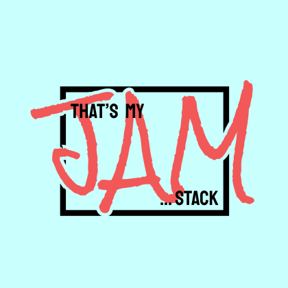 That's My JAMstack