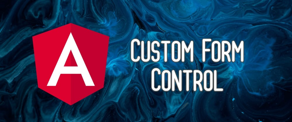 Cover image for Angular Custom Form Control — Simple Color Picker