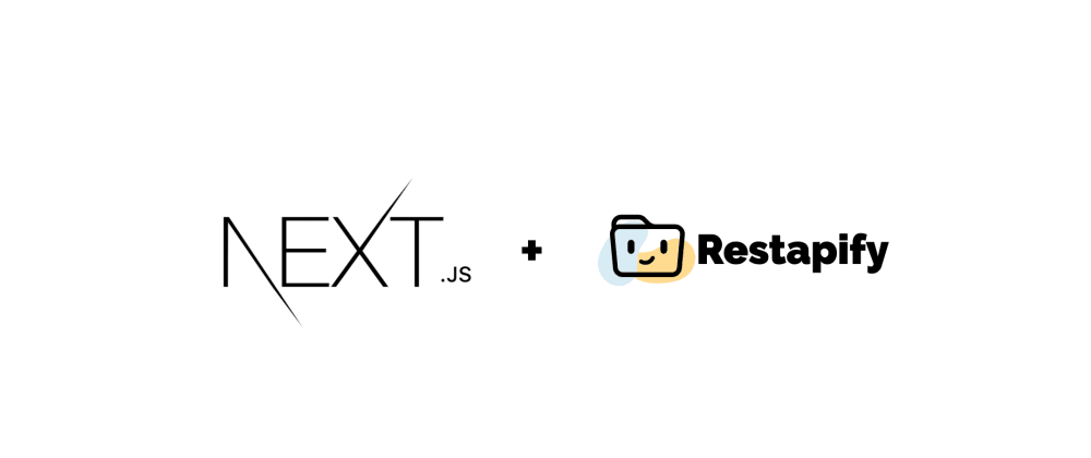 Cover image for Build Nextjs app with a Restapify mocked API