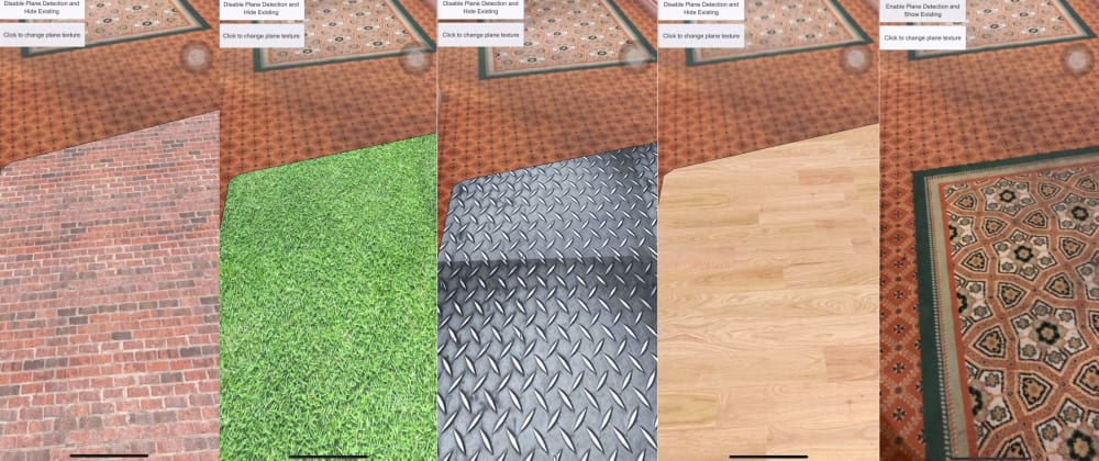 Cover image for How to Change the Floor of your AR Experience in 15 Minutes or Less [Tutorial]